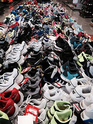 Foap Running Shoes Lot300